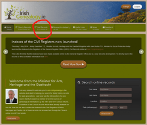 MKA Blog Irish Genealogy.ie