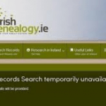MKA Blog Irish Genealogy Civil Records gone