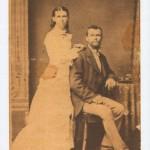 Margaret Sullivan (Kilgarvan) daugthr Ellen on her marriage