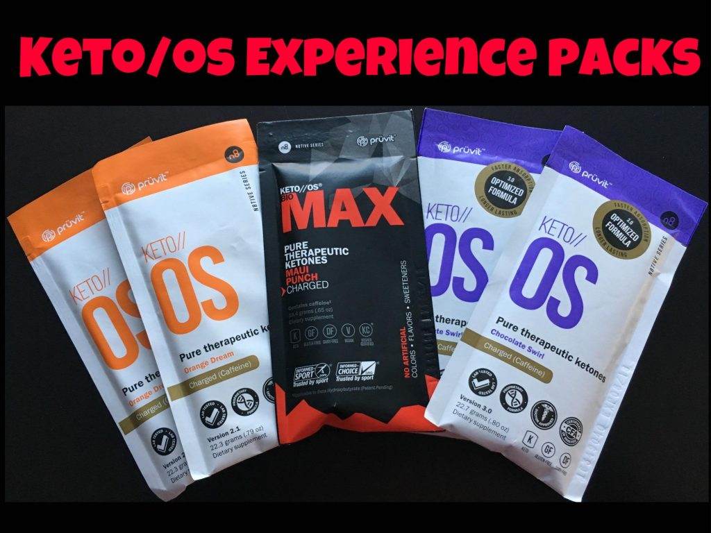 Keto Experience Sample Pack