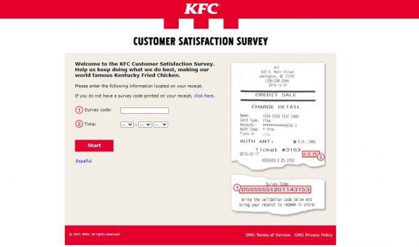 KFC Thanksgiving Hours
