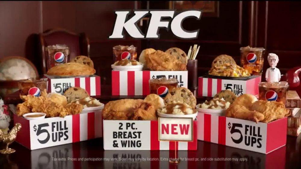 KFC 5 Dollar Fill Up
