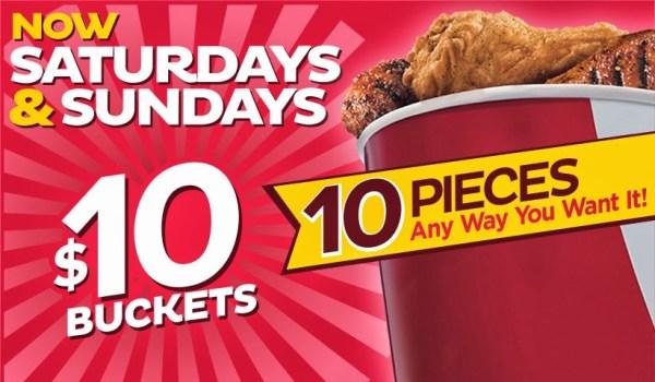 KFC Sunday Hours