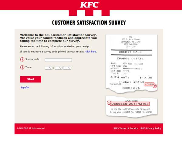 MyKFCExperience - Get Free Chicken - www.MyKFCExperience.com