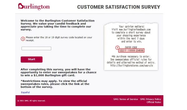www.burlingtonfeedback.com