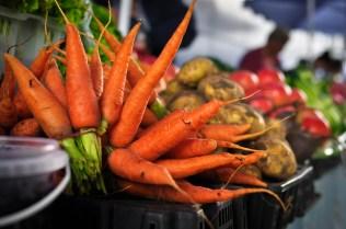 Racimo de Zanahorias - Carrots Bunch