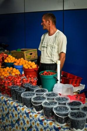 Puesto de Fruta - Fruit Stall