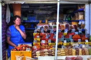 Puesto de Frutos Secos - Nuts Stall