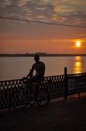 2012-08-04 - Khabarovsk - Montando en Bicicleta