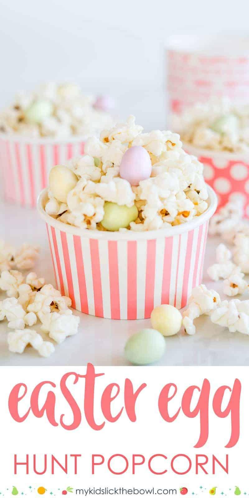 Easter Egg Hunt Popcorn