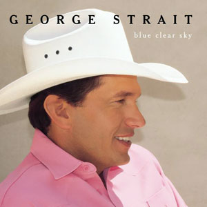 george strait blue clear sky