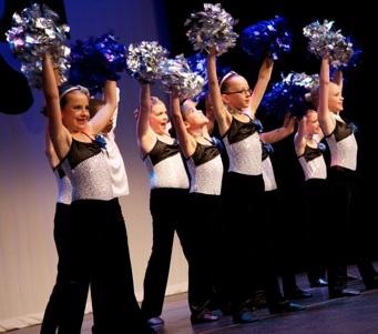 Dance Team St. Louis, Missouri