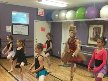 Ballet Scarecrow