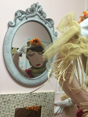 Scarecrows Love Ballet Buns!