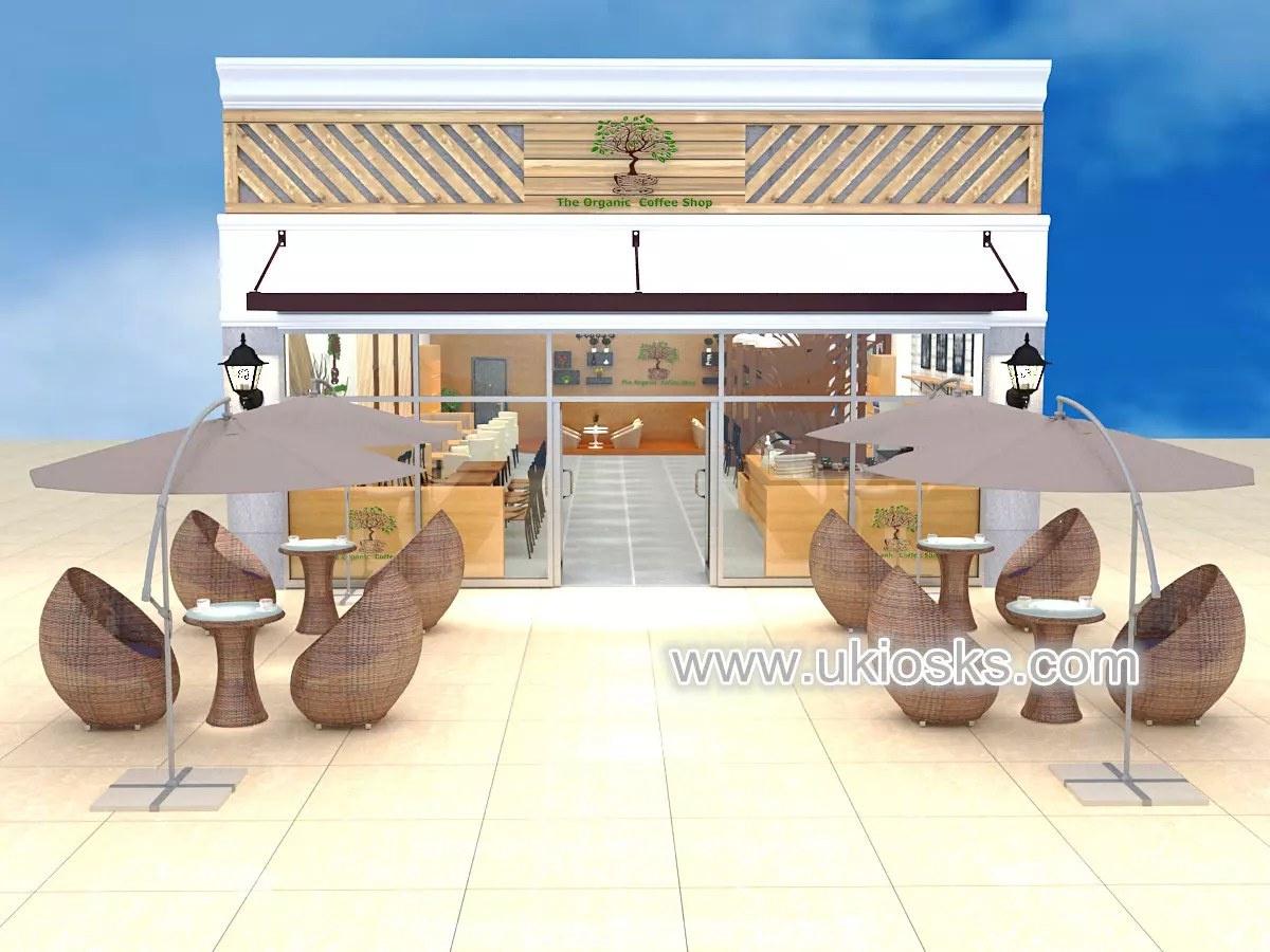 Coffee Shop Chairs Elegant Food Counter Wood Coffee Shop Furniture