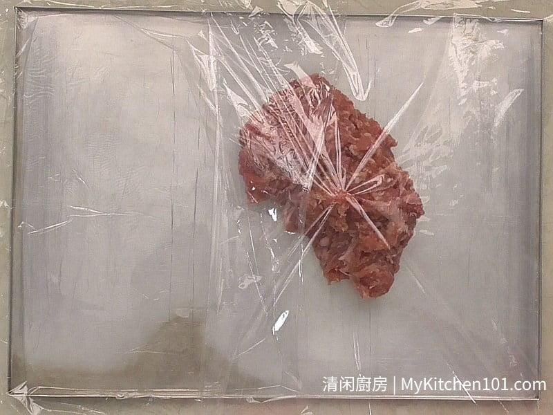 如何制作猪肉干