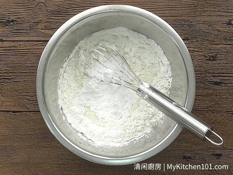 冰皮月饼食谱