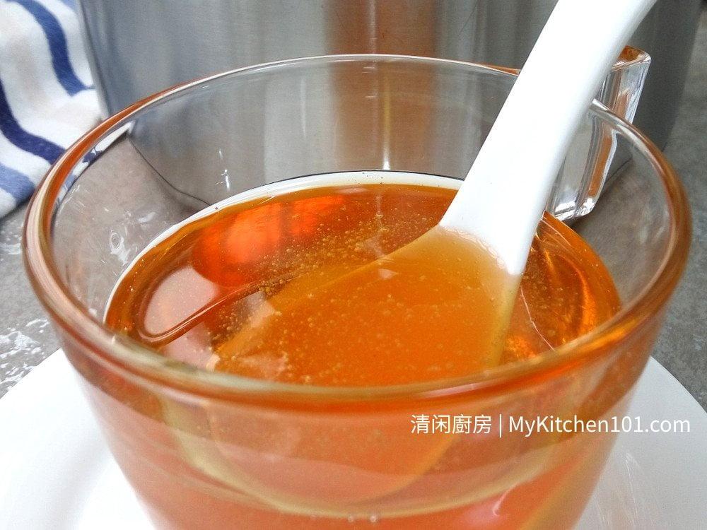 转化糖浆做法