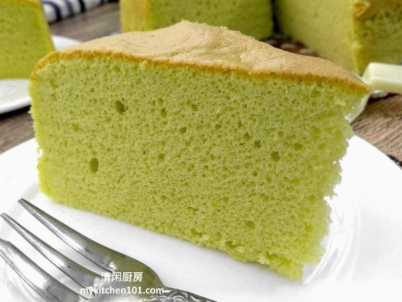 香兰海绵蛋糕