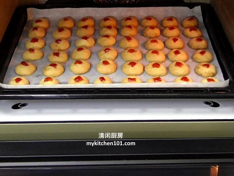 香酥椰子奶油饼
