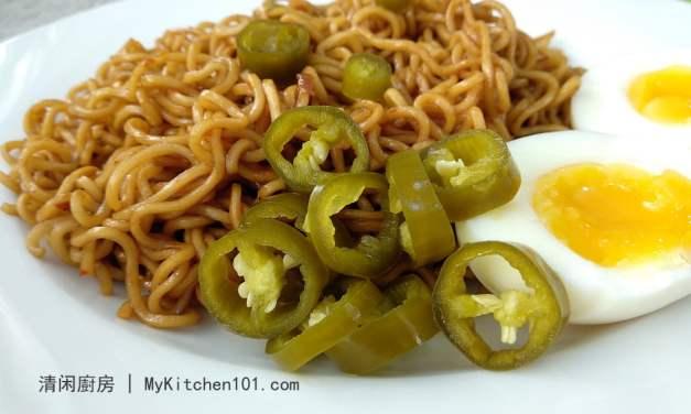 如何腌制青辣椒-做法与食谱