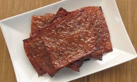 Homemade Bak Kwa (Chinese Pork Jerky)