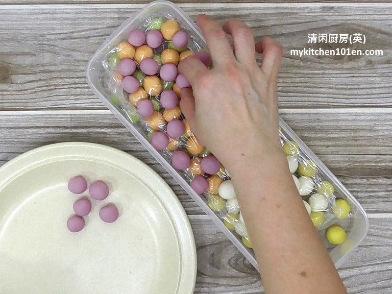 natural-5-colour-glutinous-rice-balls-step7