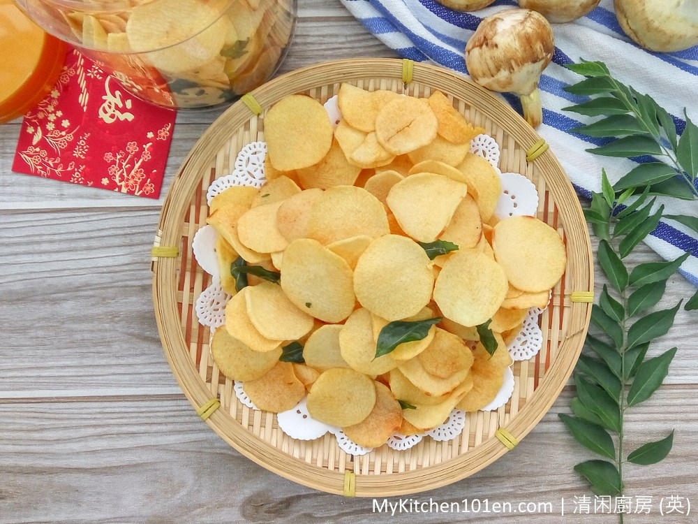 Arrowhead Root Chips