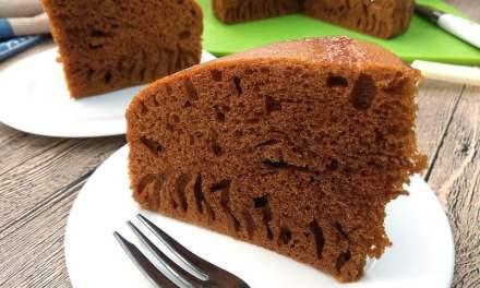 Dark Brown Sugar Ma Lai Koh (with Yeast)