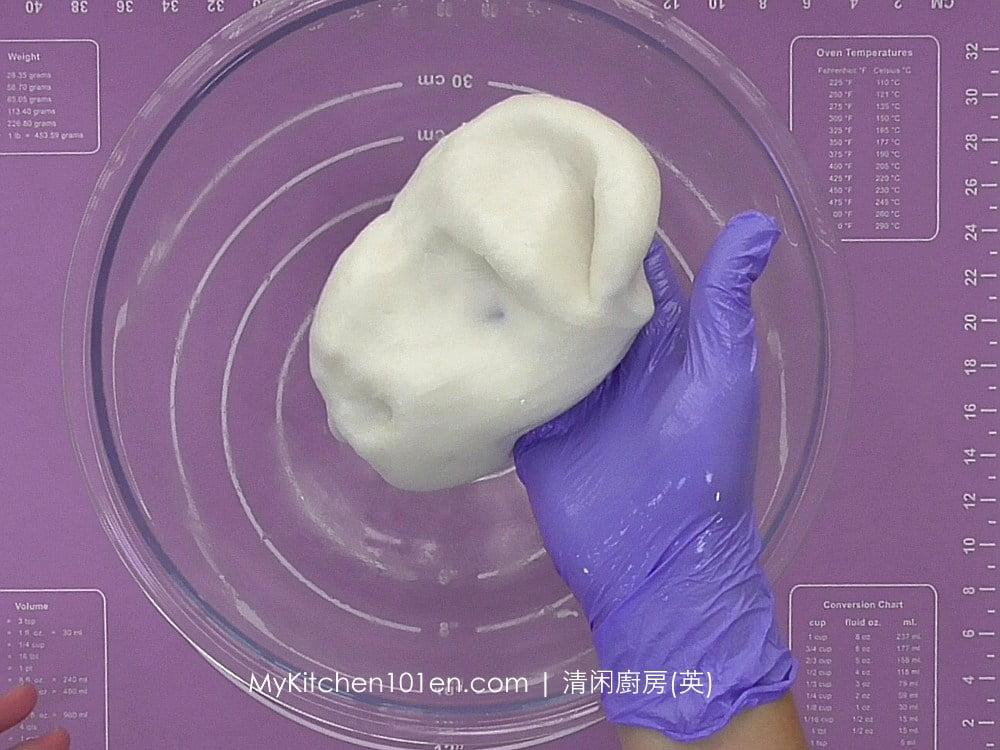 Steamed Jicama Crystal Dumpling