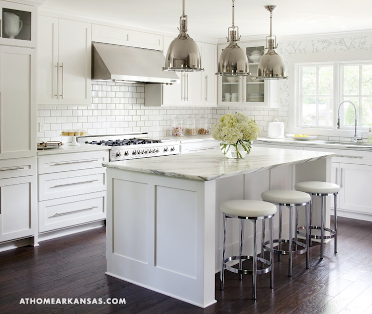Decorating The Minimalist Kitchen With Stylish Ikea White