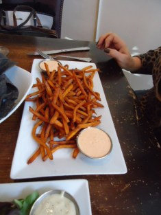 The Raven Café, Sweet Potato Fries
