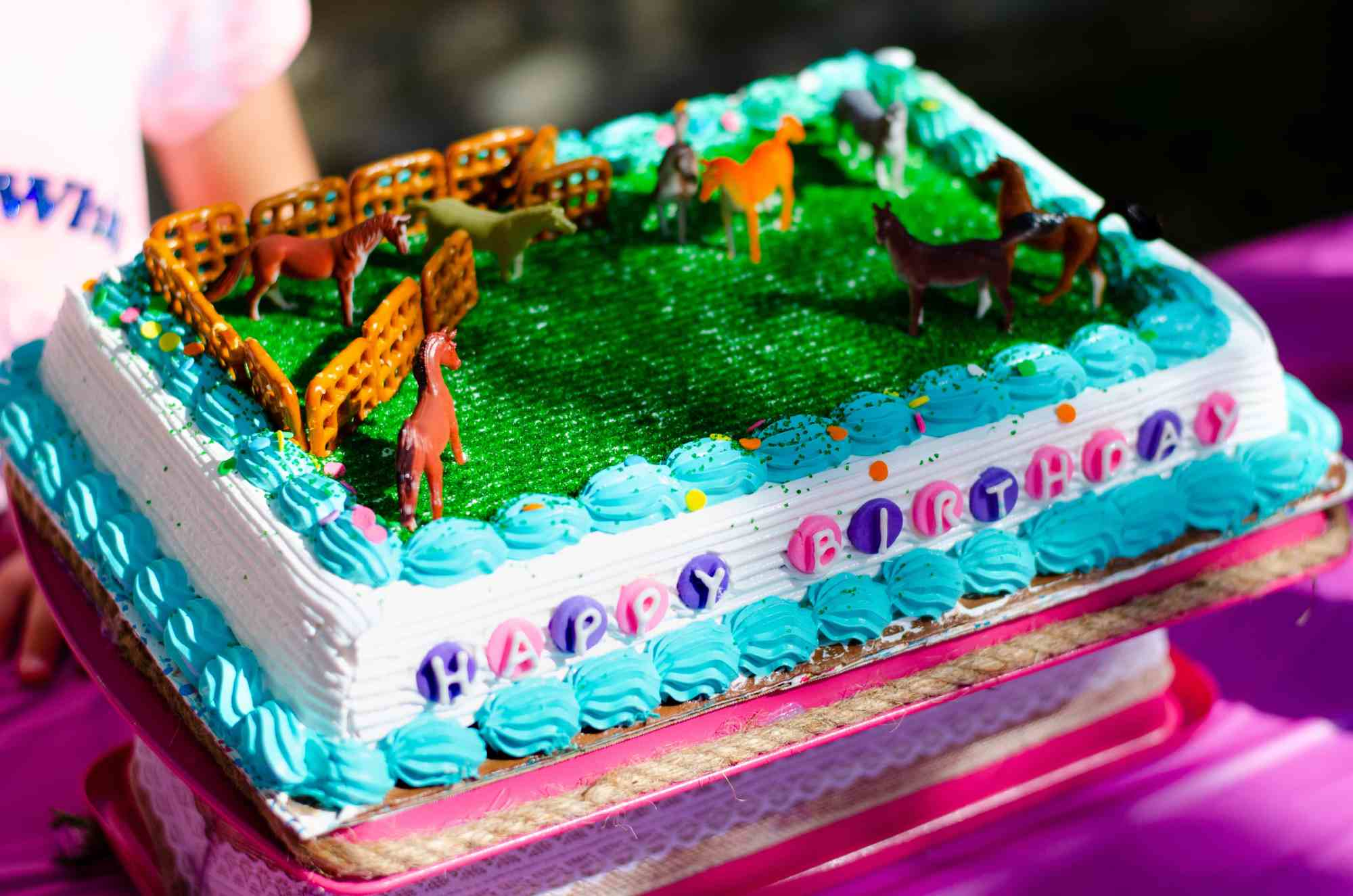 Admirable Horse Birthday Carvel Ice Cream Cake Saves The Day Funny Birthday Cards Online Alyptdamsfinfo