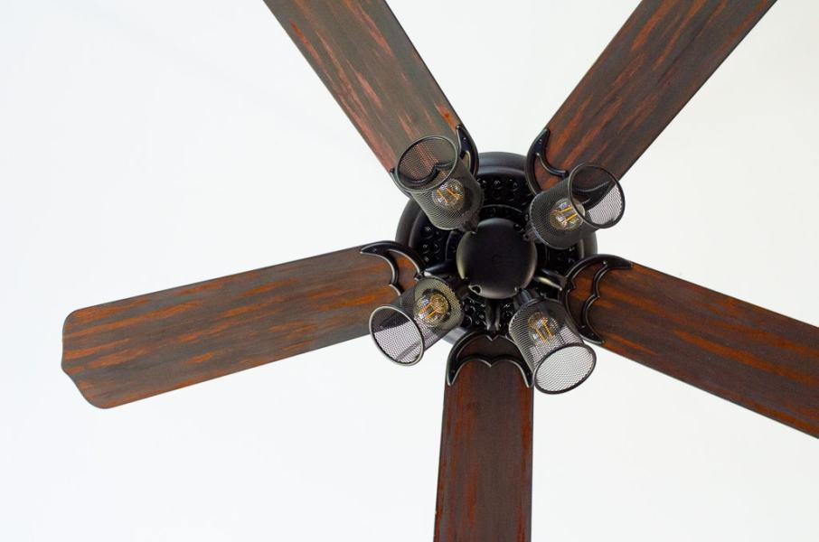 Diy Upcycled Ceiling Fan Makeover Bringing Your Fan Into This Decade