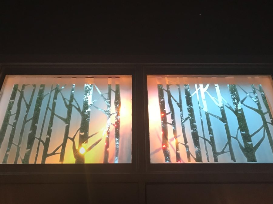DIY Frosted Windows with STENCIL REVOLUTION - My Kitchen ...