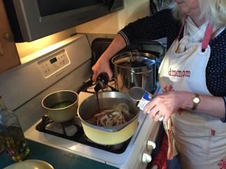 quinoa and pot roast 024
