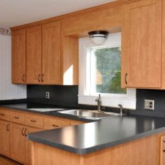 Kitchen Refacing Remodels Before And After Cabinet Remodeling Options Of New England Project Oxford Ma