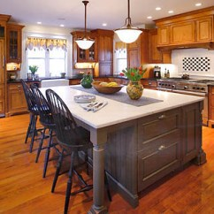 Chairs For Kitchen Island Fisher Price Kitchens Extend Your Cooking Area With The Help Of A Large ...
