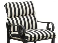 Black and white kitchen chair cushions Photo - 2   Kitchen ...