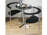 Black kitchen chairs Photo - 5 | Kitchen ideas