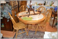Butterfly leaf kitchen table     Kitchen ideas