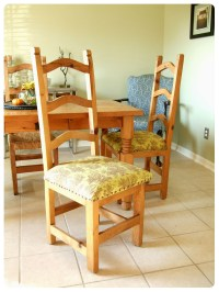 Cushions for kitchen chairs Photo - 9 | Kitchen ideas