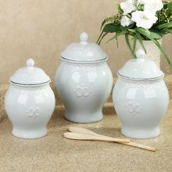 Decorative Kitchen Canisters Sets Farm Sink For Canister Ideas