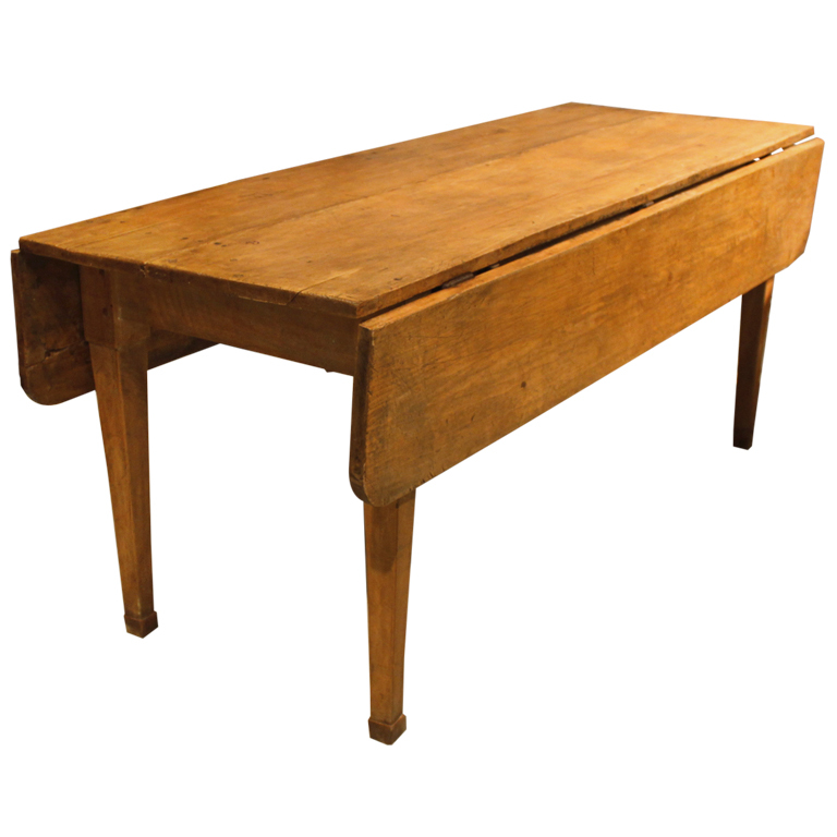Drop leaf kitchen tables for small spaces Photo