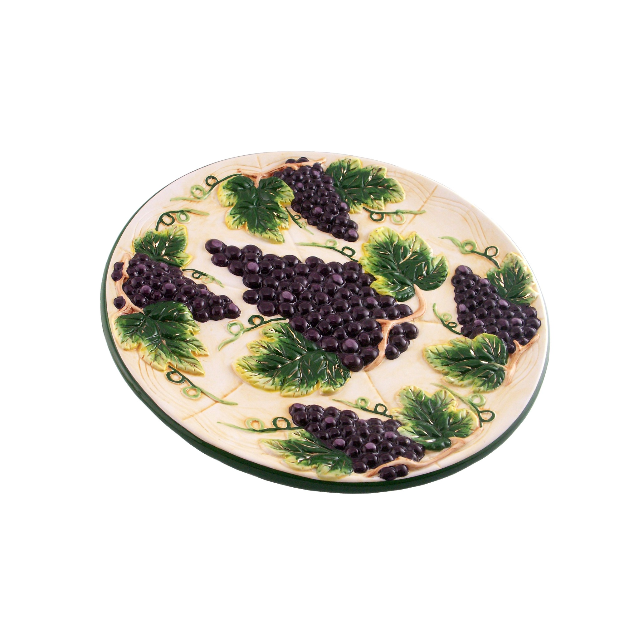 grape decor for kitchen stone sinks ideas