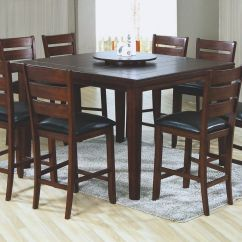 Tall Kitchen Tables And Chairs Chair Covers To Buy Wholesale Uk High Top Table Sets Ideas 10 Photos