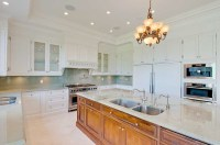 Kitchen cabinet liners Photo