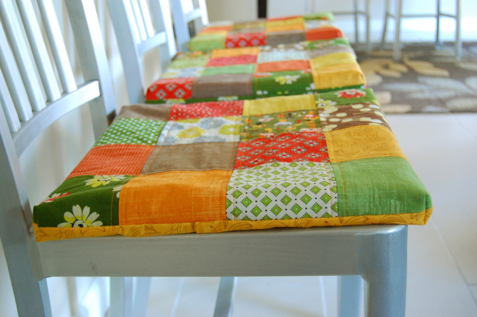 kitchen chair cushions non slip reface old cabinets ideas