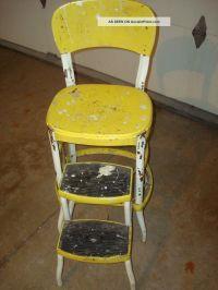 Kitchen chair step stool Photo - 9 | Kitchen ideas