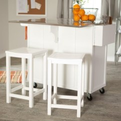 High Chairs For Girls Wooden Deck B Q Kitchen Island Carts On Wheels | Ideas